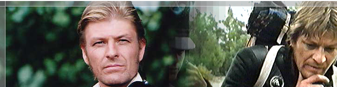 Sharpe's Siege - Starring Sean Bean
